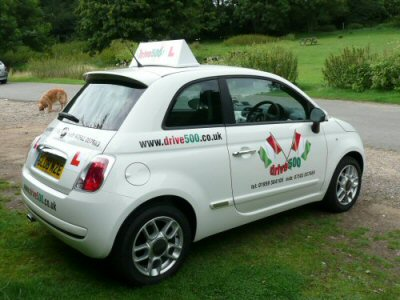 Drive 500 - Driving School, Sevenoaks - Learn to Drive